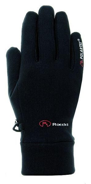 Image of ROECKL GLOVE KASA BLACK 10