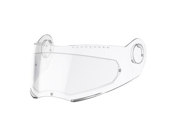 Image of S2/C3 VISOR LARGE CLEAR 60-65