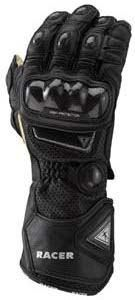Image of HIGH RACER GLOVE BLK SM