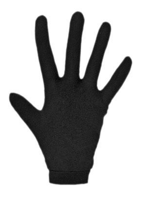 Image of SILK UNDERGLOVE BLK X-SMALL