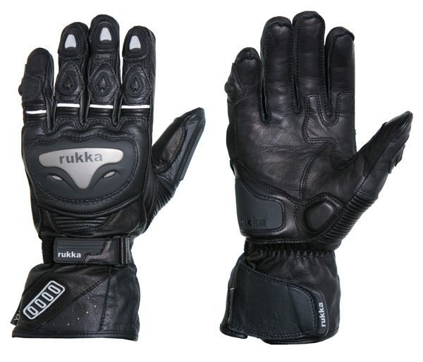 Image of ARGOSAURUS GLOVE BLACK 8