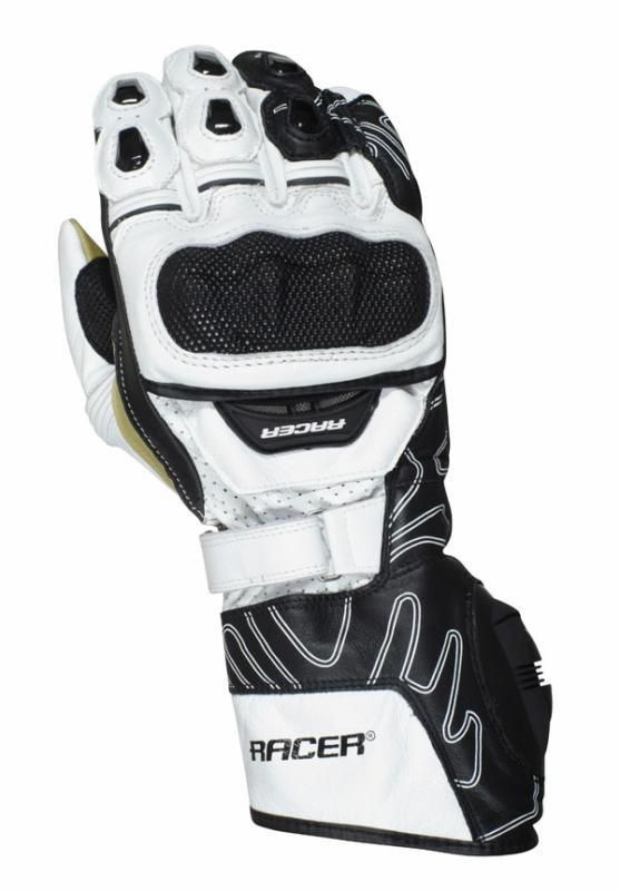 Image of HIGH SPEED GLOVE WHITE SMALL