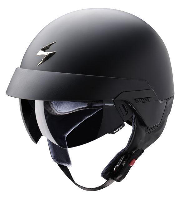 Image of EXO 100 MATT BLACK X-SMALL