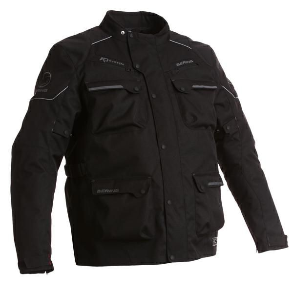 Image of # TANK KING SIZE JACKET BLK W2