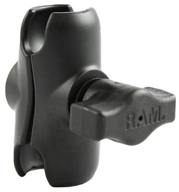 Image of DOUBLE SOCKET ARM SHORT 1""