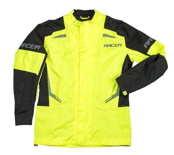 Image of * RAIN JACKET FLEX X-SMALL