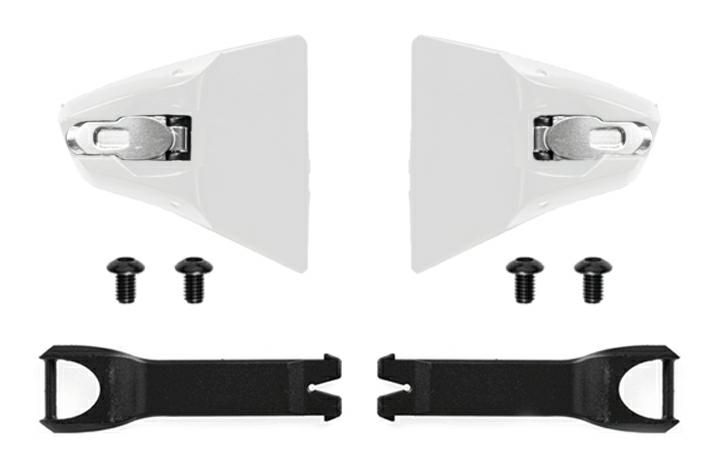 Image of * BUCKLE KIT 307 WHITE
