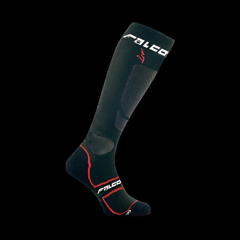 Image of CARBON 2.0 SOCK BLK 39-42