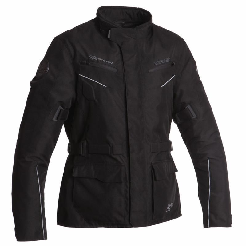 Image of # BERING EXODUS JACKET BLACK S