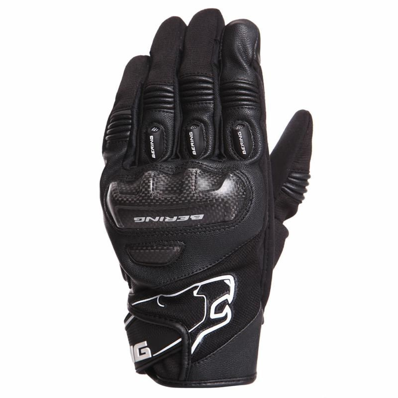 Image of BERING DERRECK GLOVE BLACK T8