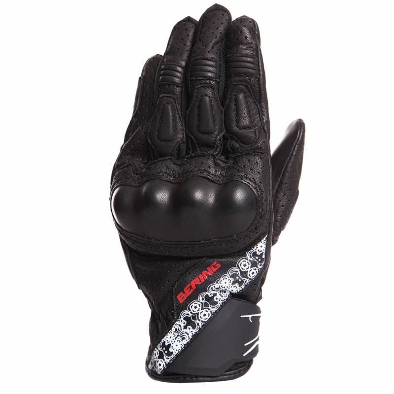 Image of LADY RAVEN GLOVE BLACK T5