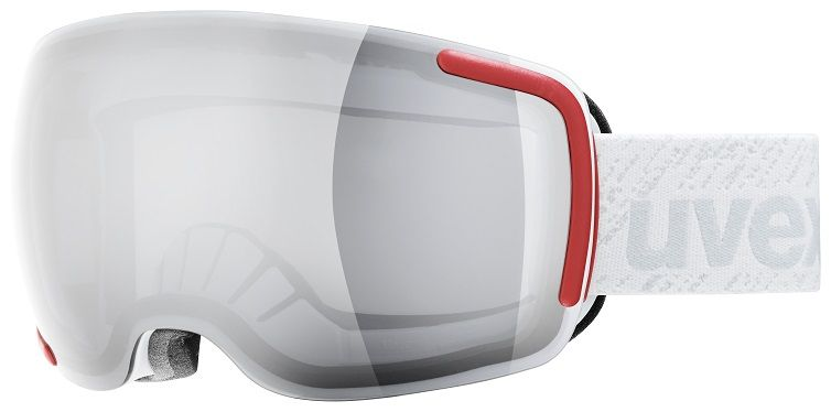Image of GOGGLE BIG 40 WHITE MAT LM