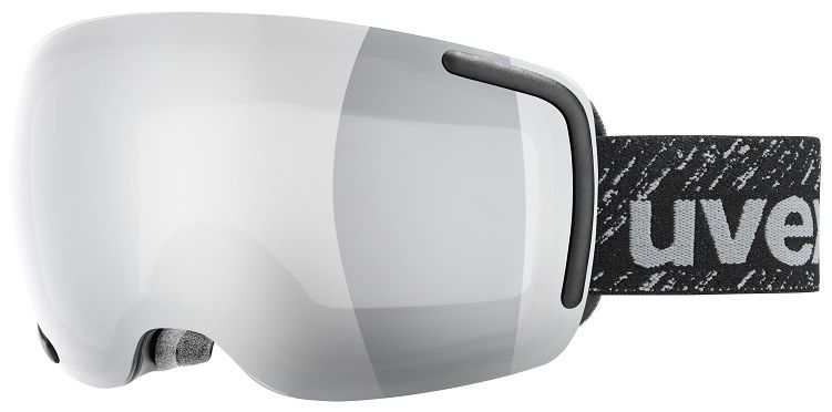 Image of GOGGLE BIG 40 BLACK MAT LM