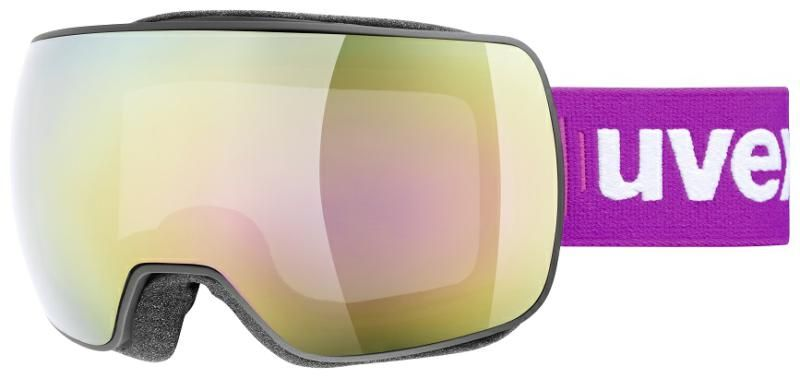 Image of GOGGLE COMPACT FM BLK/PINK