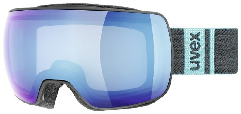 Image of GOGGLE COMPACT FM BLK/BLUE