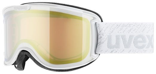 Image of GOGGLE SKYPER LM WHITE GOLD