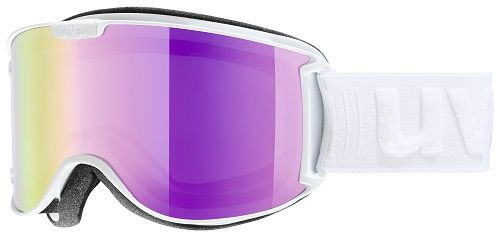 Image of GOGGLE SKYPER LM WHITE PINK