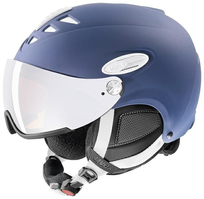 Image of HELMET 300 NAVY MAT 53-56