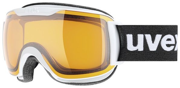 Image of GOGGLE DH 2000 RACE S WHITE