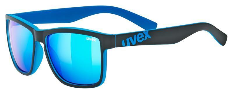 Image of GLASS LGL 39 BLACK BLUE