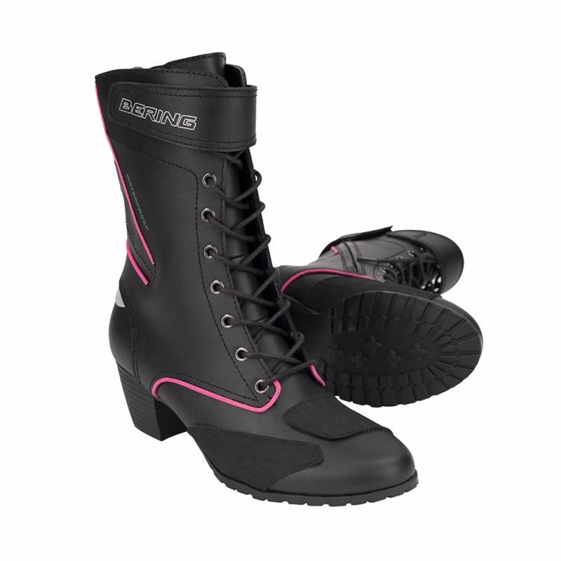 Image of *LADY MORGANE BOOT FUSCHIA T36