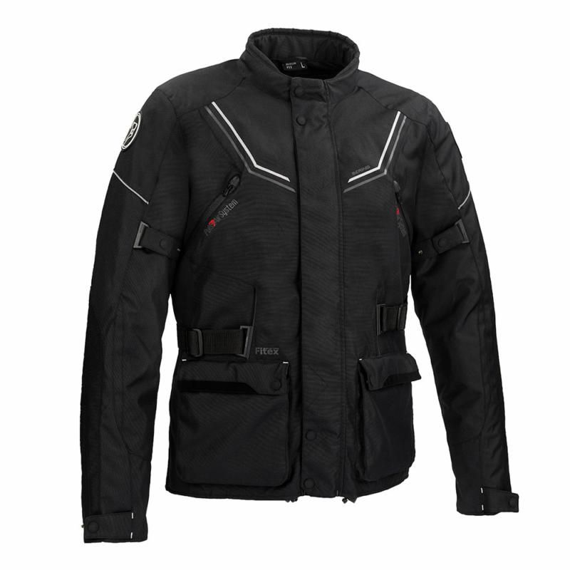 Image of # RENEGADE JKT BLK/GREY SM