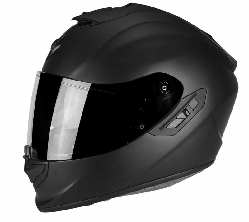 Image of EXO 1400 AIR MATT BLK XS BLK2