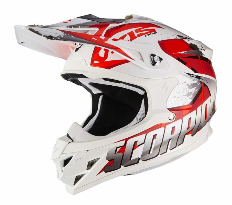 Image of * # VX15 EVO DEFENDER WH/RED S