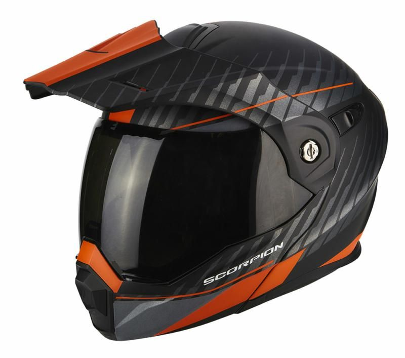 Image of ADX-1 DUAL ORANGE/BLK XS