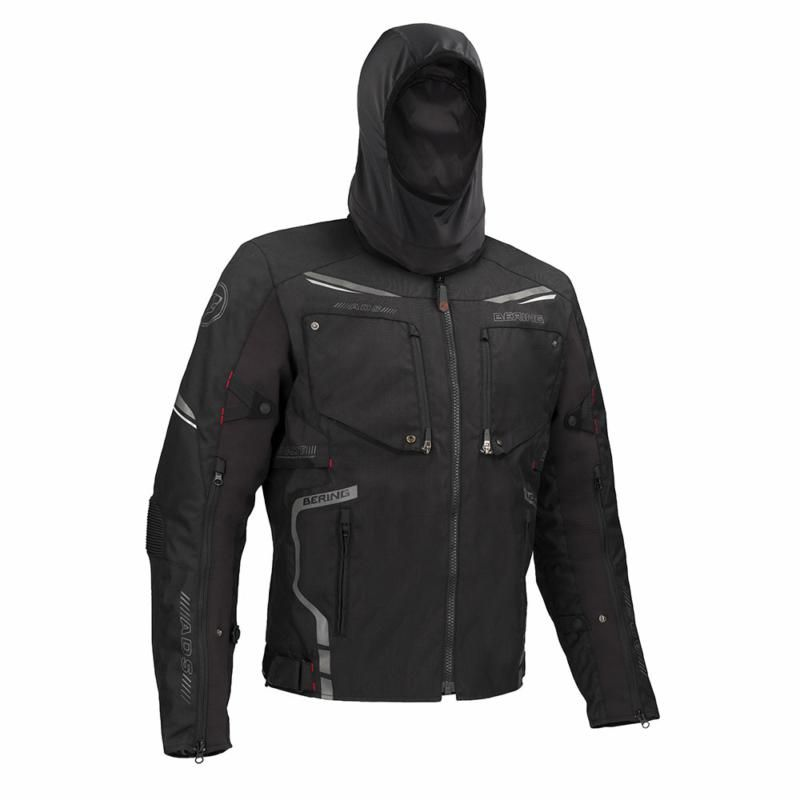 Image of BERING ZODD JACKET BLACK SM