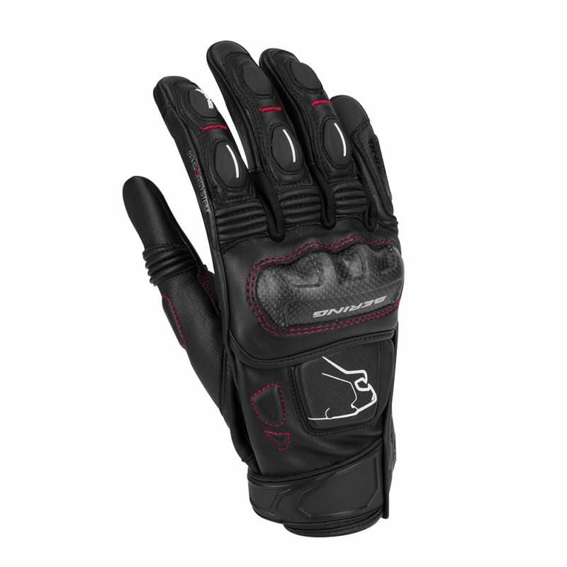 Image of BOOST-R GLOVE BLK/RED T8