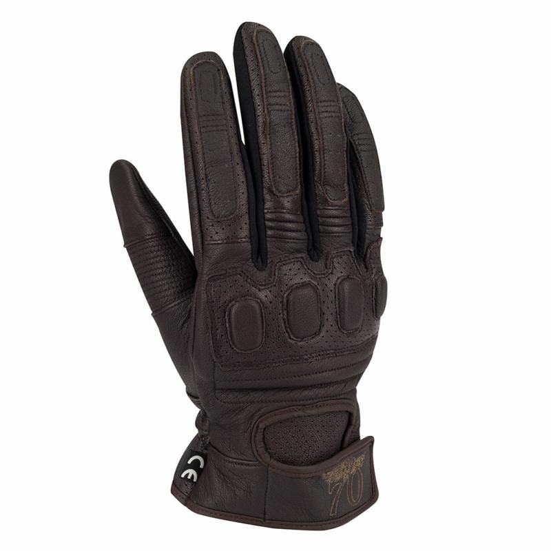 Image of SEGURA GLOVE COMET BROWN T8