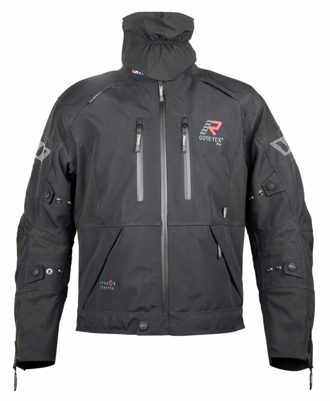 Image of ARMA-T JACKET BLACK 46