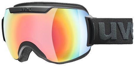 Image of GOGGLE DH 2000 BLACK RAIN S3