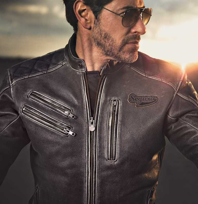 Image of # SEGURA HANK JACKET BLACK SM