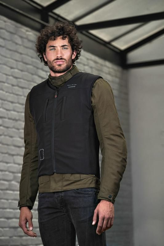 Image of C PROTECT AIRBAG BLK S/M/L