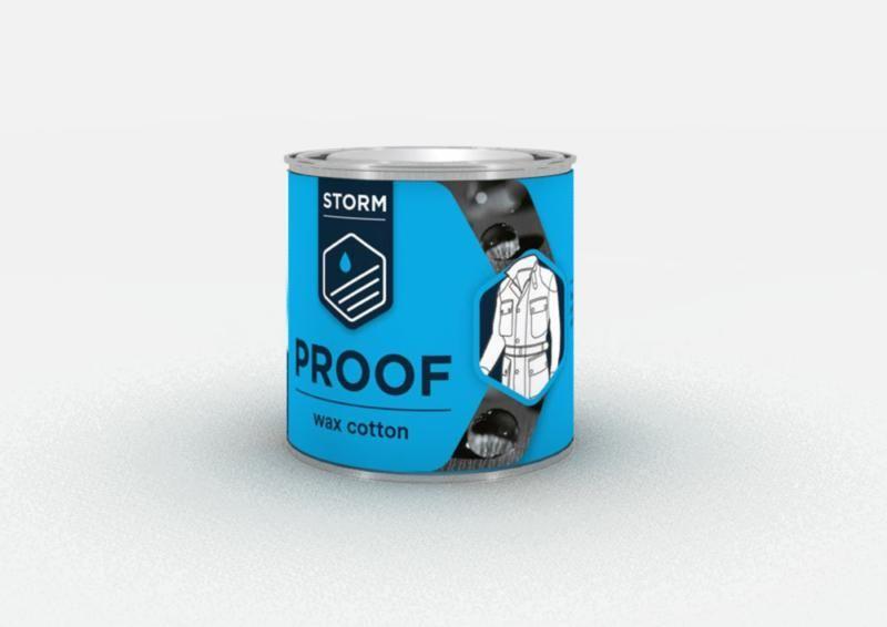 Image of WAX COTTON DRESSING 200gm tin
