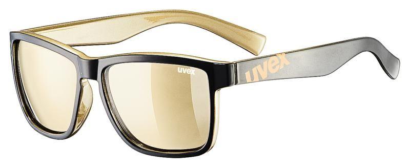 Image of GLASS LGL 39 BLACK GOLD