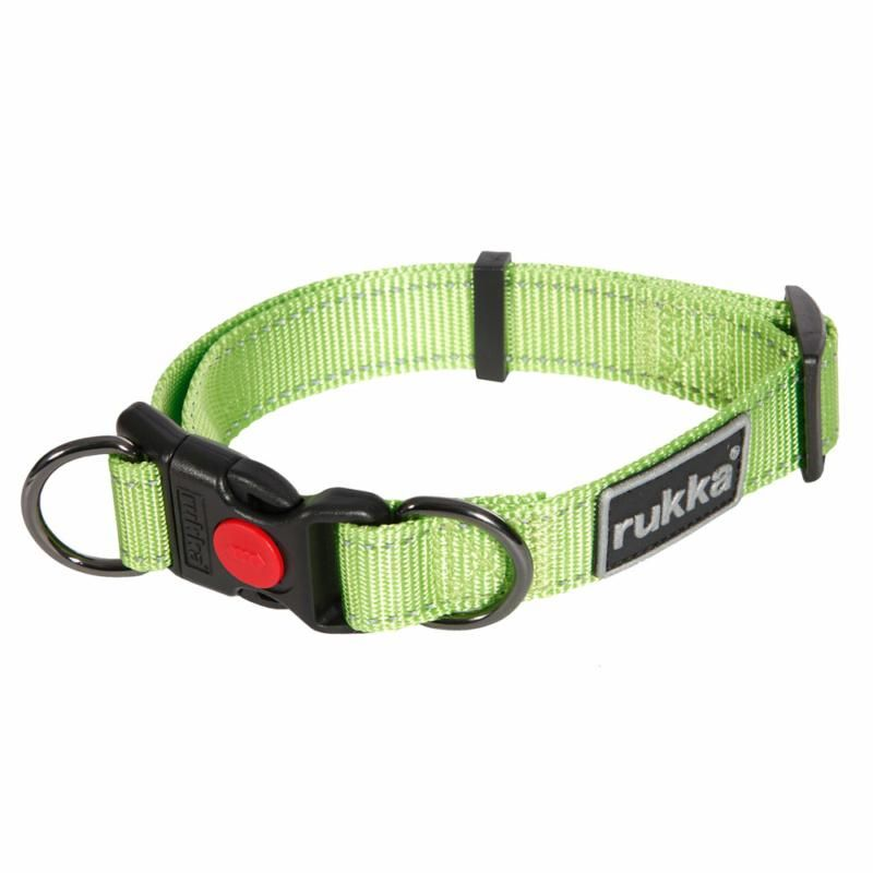 Image of # BLISS COLLAR GREEN 540 LARGE