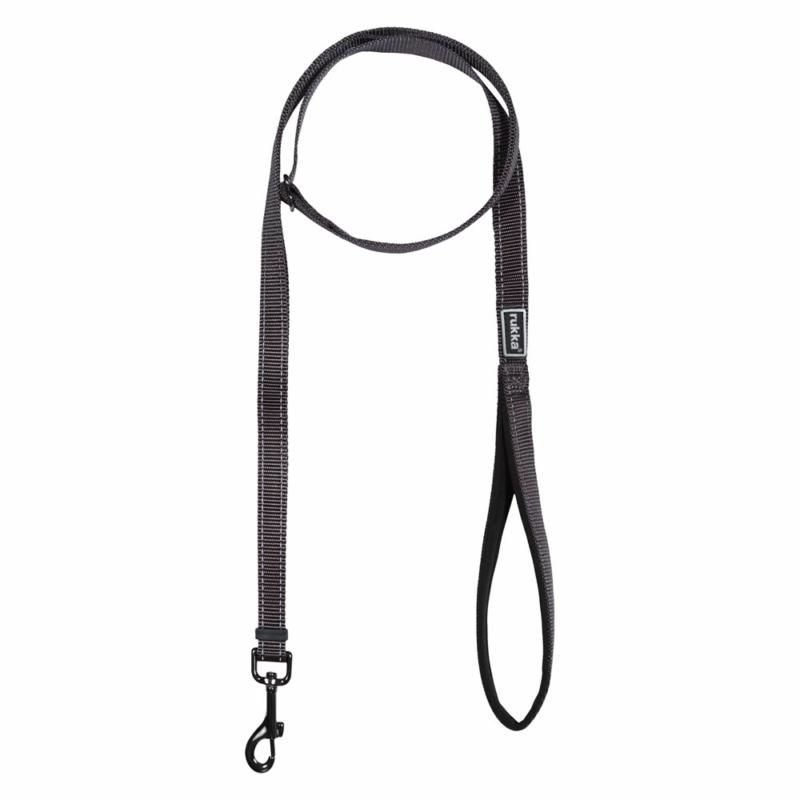 Image of BLISS LEASH 260 SMOKE SML