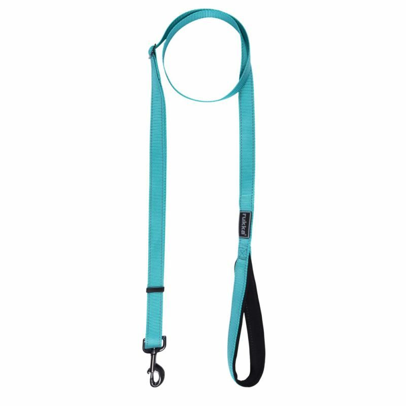 Image of BLISS LEASH 330 TURQ SML