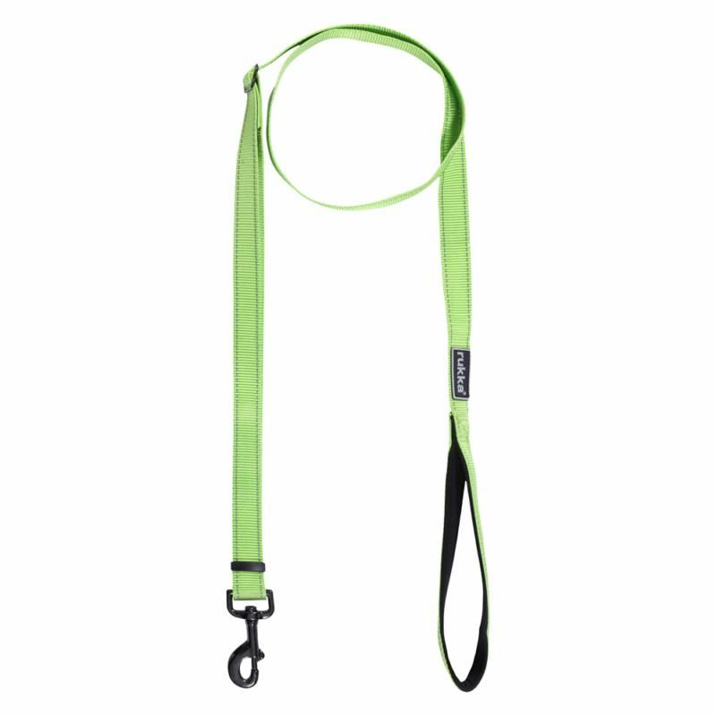 Image of # BLISS LEASH 540 LEAF GREEN S