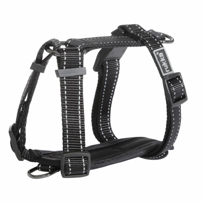 Image of FORM HARNESS 990 BLACK X-SML
