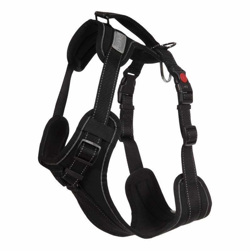 Image of SOLID HARNESS 990 BLACK XS