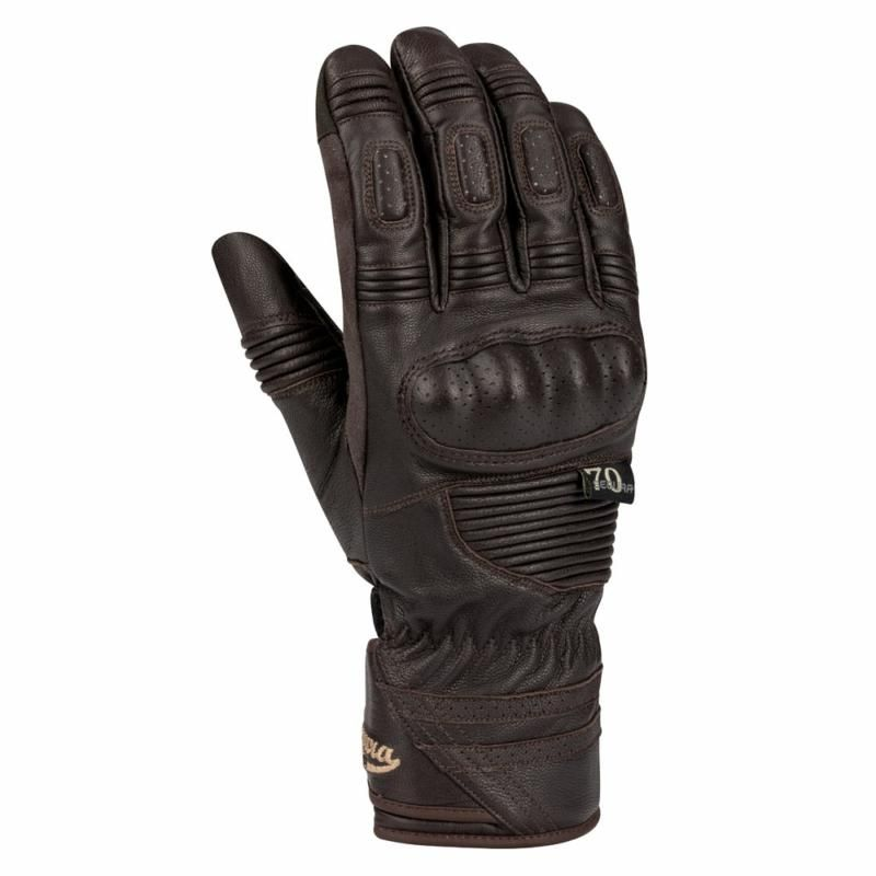 Image of SEGURA RAMIREZ GLOVE BROWN T8