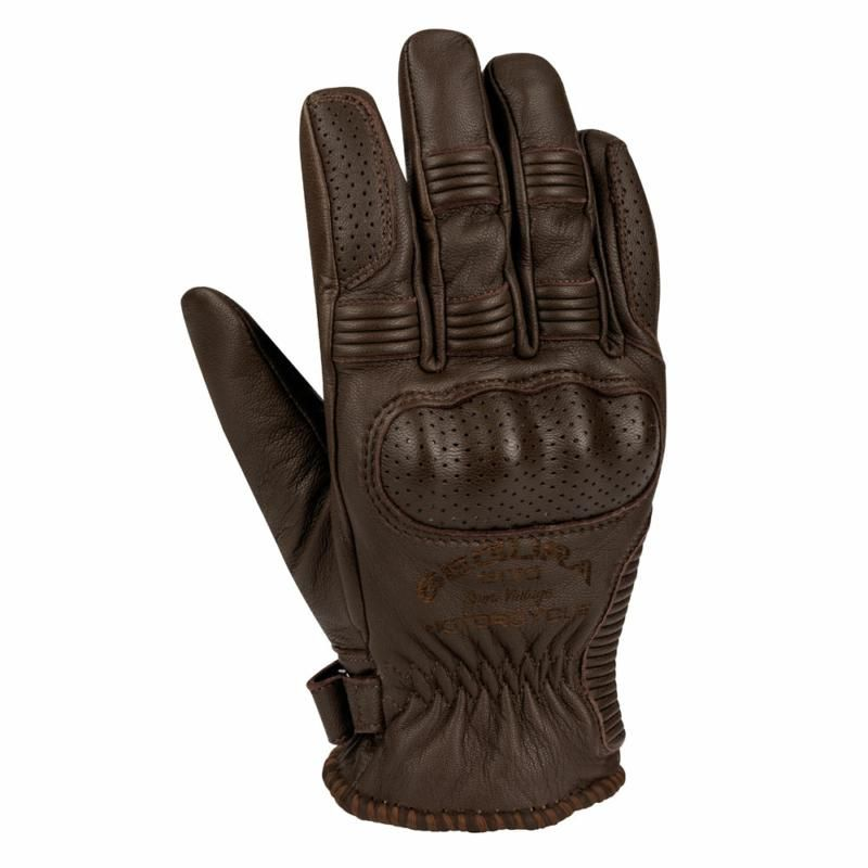 Image of SEGURA CASSIDY GLOVE BROWN T8
