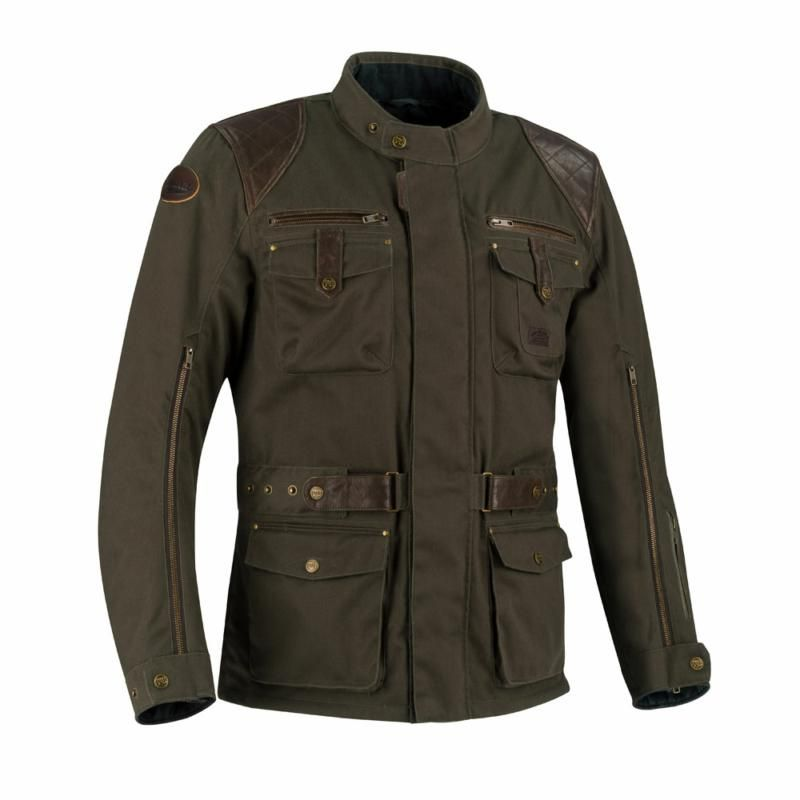 Image of SEGURA GUNTHAR JKT BROWN SM