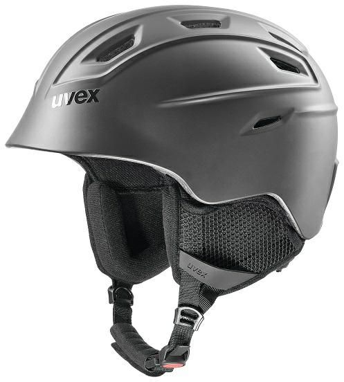 Image of HELMET FIERCE BLACK MAT 55-59
