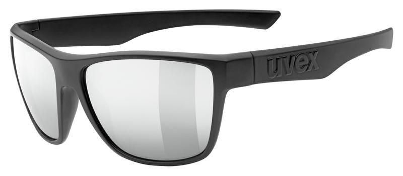 Image of GLASS LGL 41 BLACK SILVER