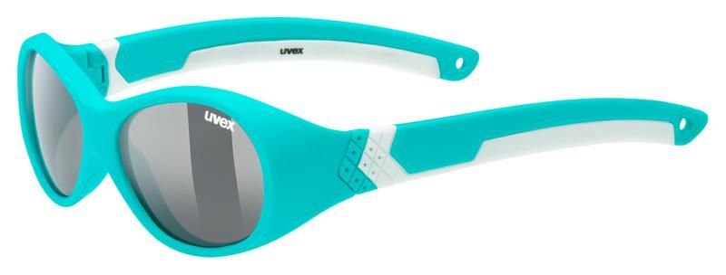 Image of GLASS SP 510 TURQUOISE WHT MAT